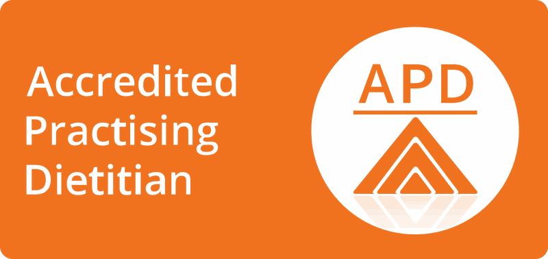 accredited practicing dietitian