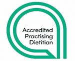 Accredited practicing dietitian logo